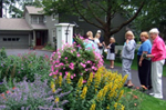 Rhett House Inn Garden Tours