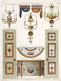 Robert Adam designs
