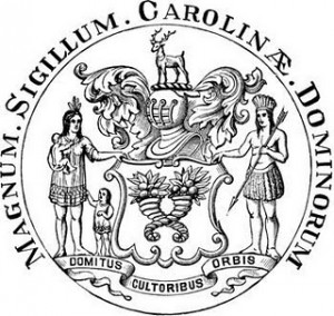 Great Seal of the Colony of Carolina