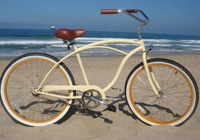 Beach Cruiser Bike - Rhett House Inn