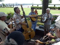 Beaufort's Pickin by the river