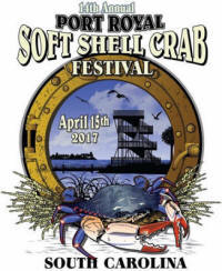 Soft Shell Crab Festival Port Royal SC 2017
