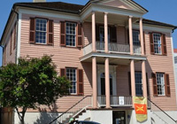 Verdier House Museum in Beaufort's National Historic Landmark District