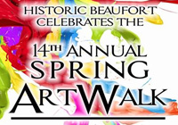 Beaufort Art Walk