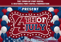 Port Royal 4th of July 2018