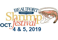 2019 Beaufort SC Shrimp Festival
